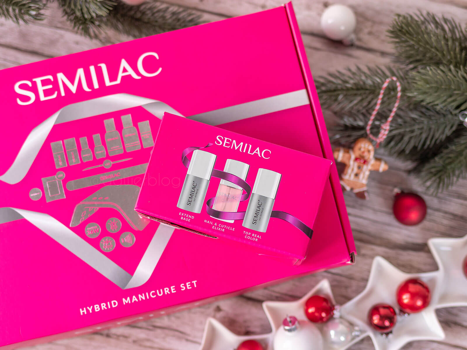 Zestawy świąteczne Semilac, który kupić?