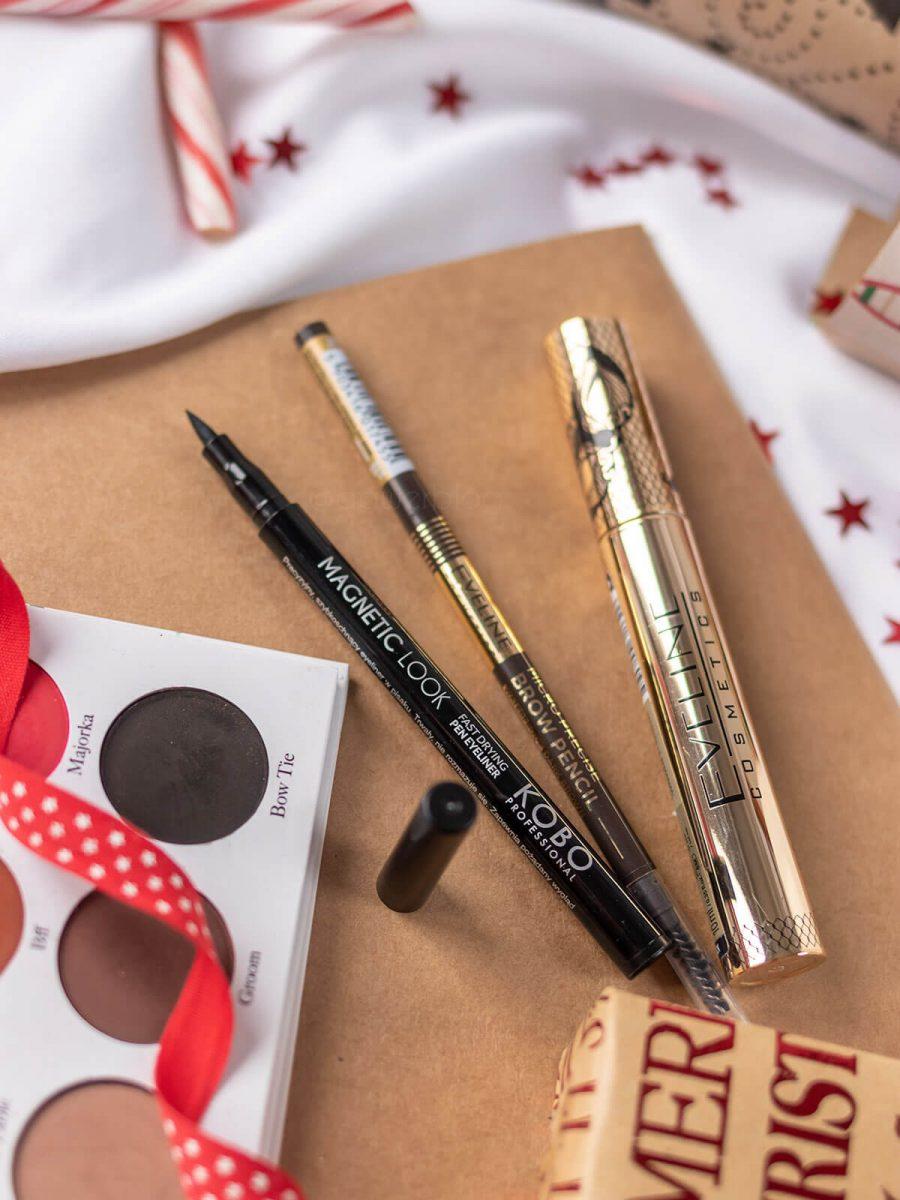 świąteczny niezbędnik makijażowy blog
