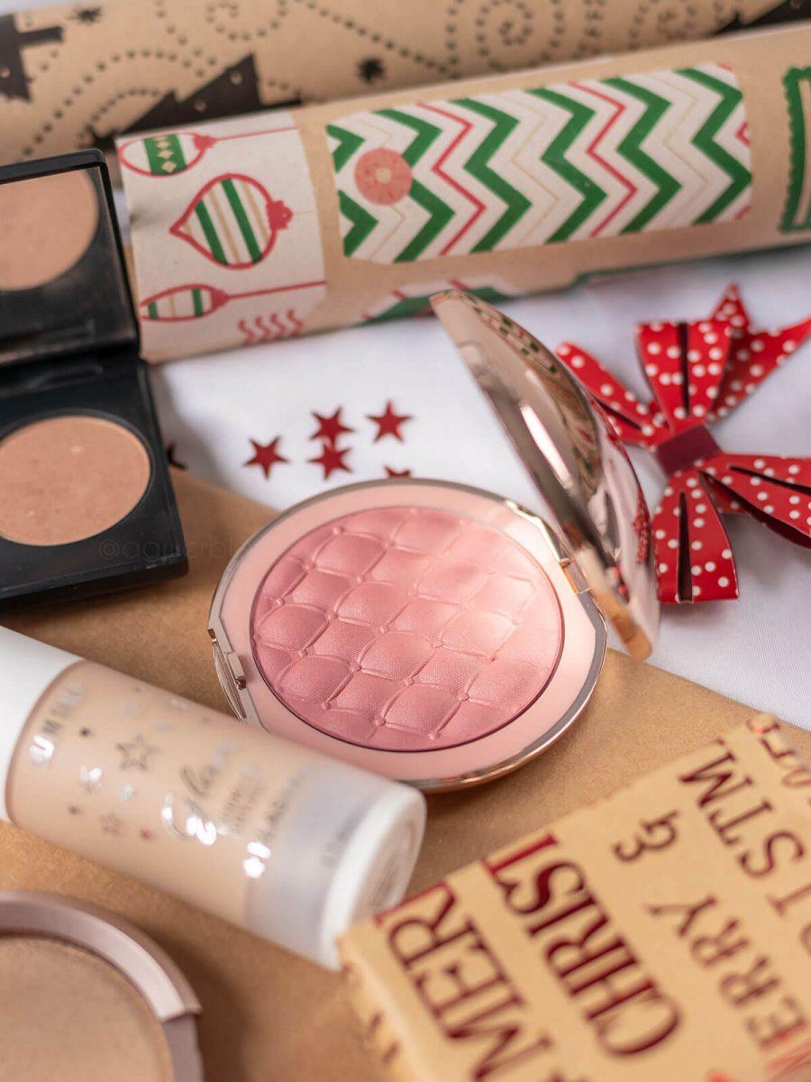 makijaż po polsku na święta