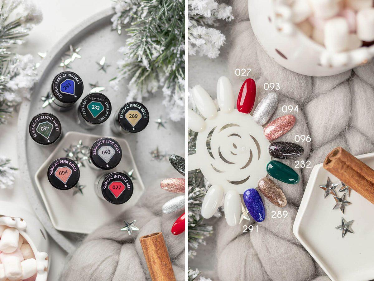 kolory paznokci na zimę
