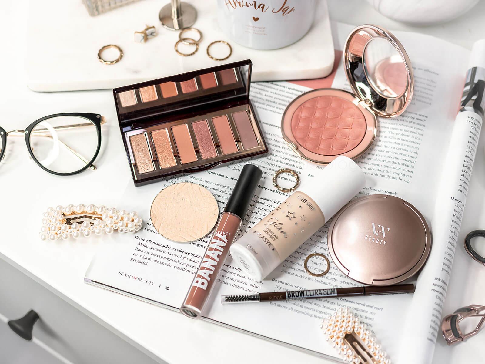 Ulubieńcy kosmetyczni 2020: makijaż