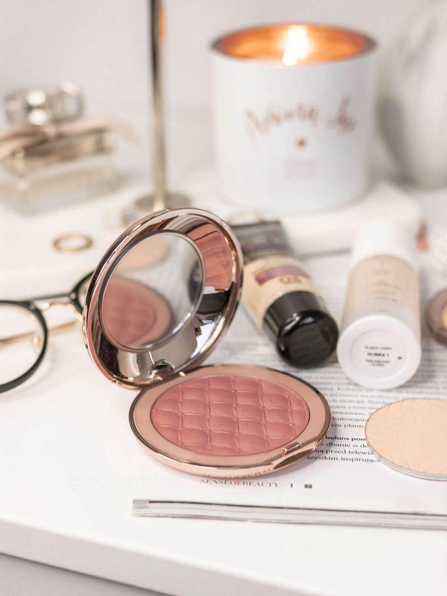 ulubieńcy kosmetyczni 2020 makijaż