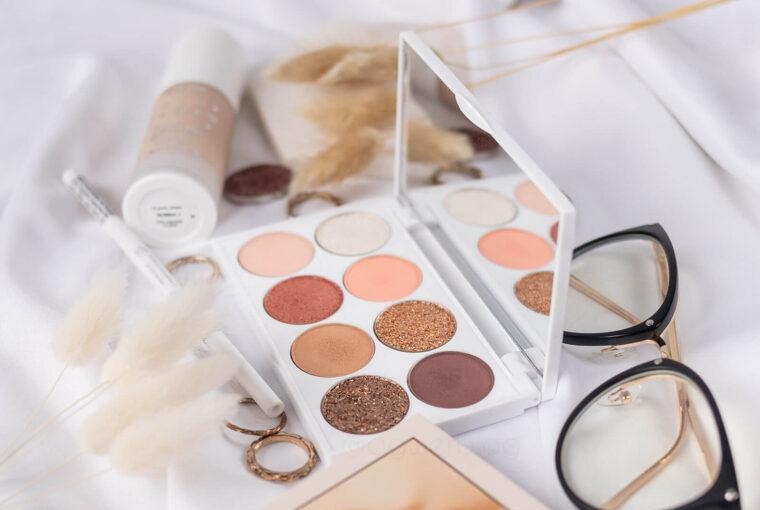 paleta glam shop nude