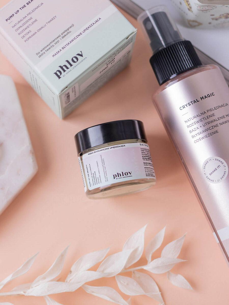 nowości kosmetyczne phlov