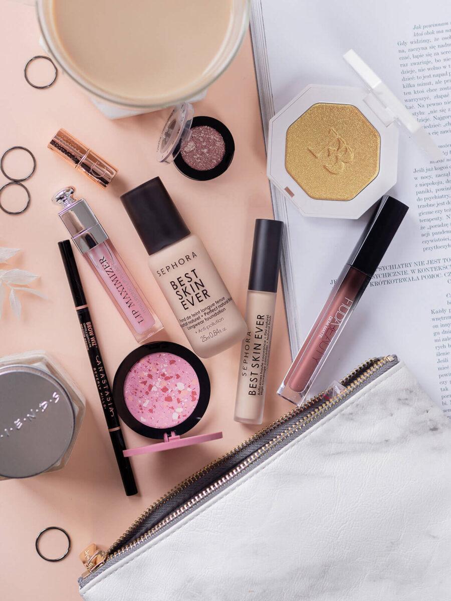 przegląd nowości kosmetycznych Sephora