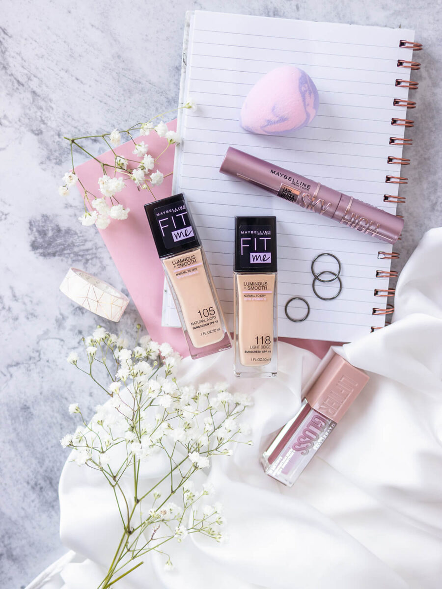 Maybelline Fit Me Luminous and smooth opinie