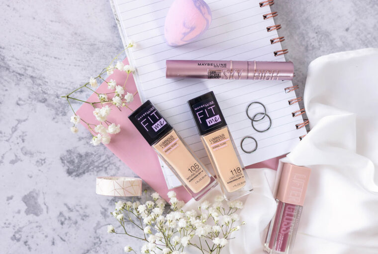 Maybelline Fit Me Luminous and smooth podkład