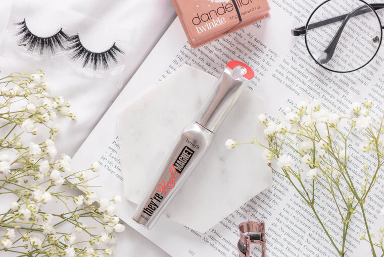 benefit they're real magnet recenzja