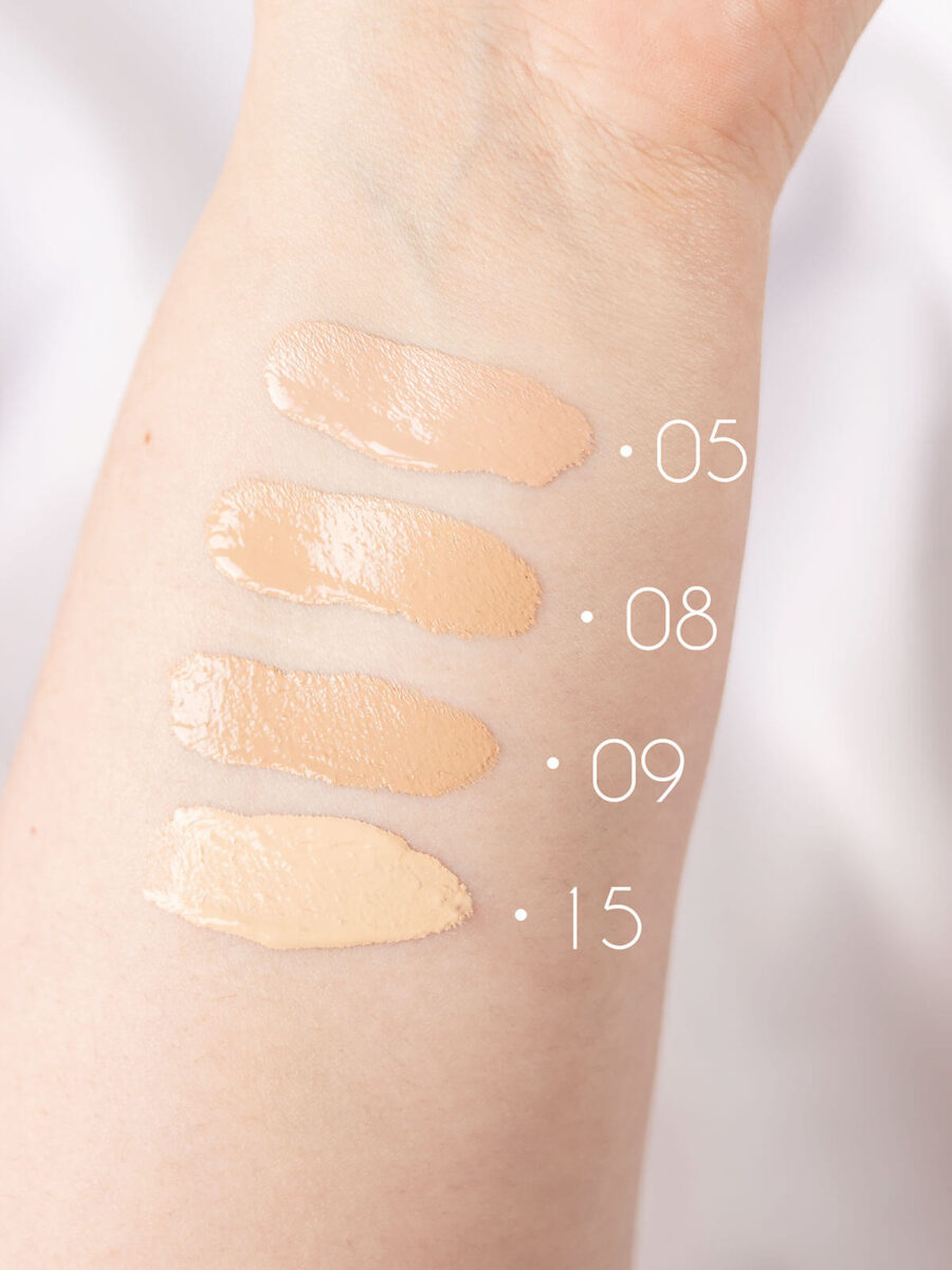 golden rose up to 24h stay swatches
