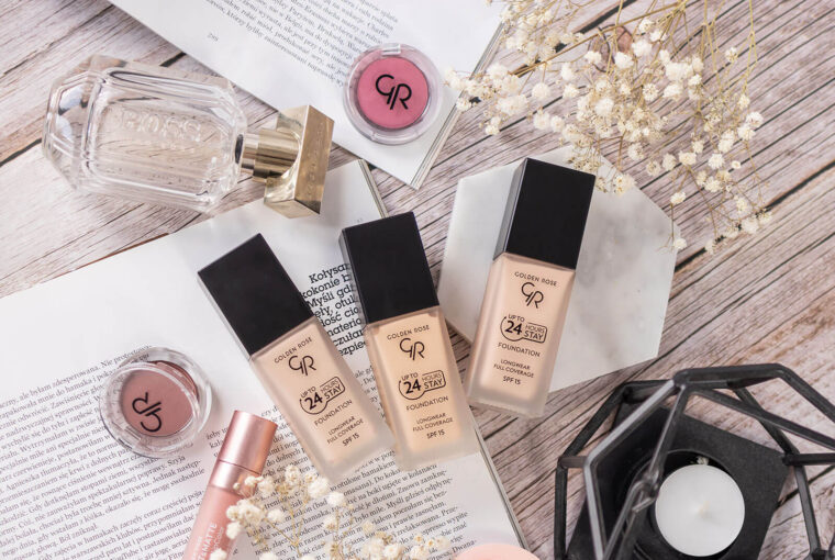 Golden Rose Up to 24 hours stay foundation cena