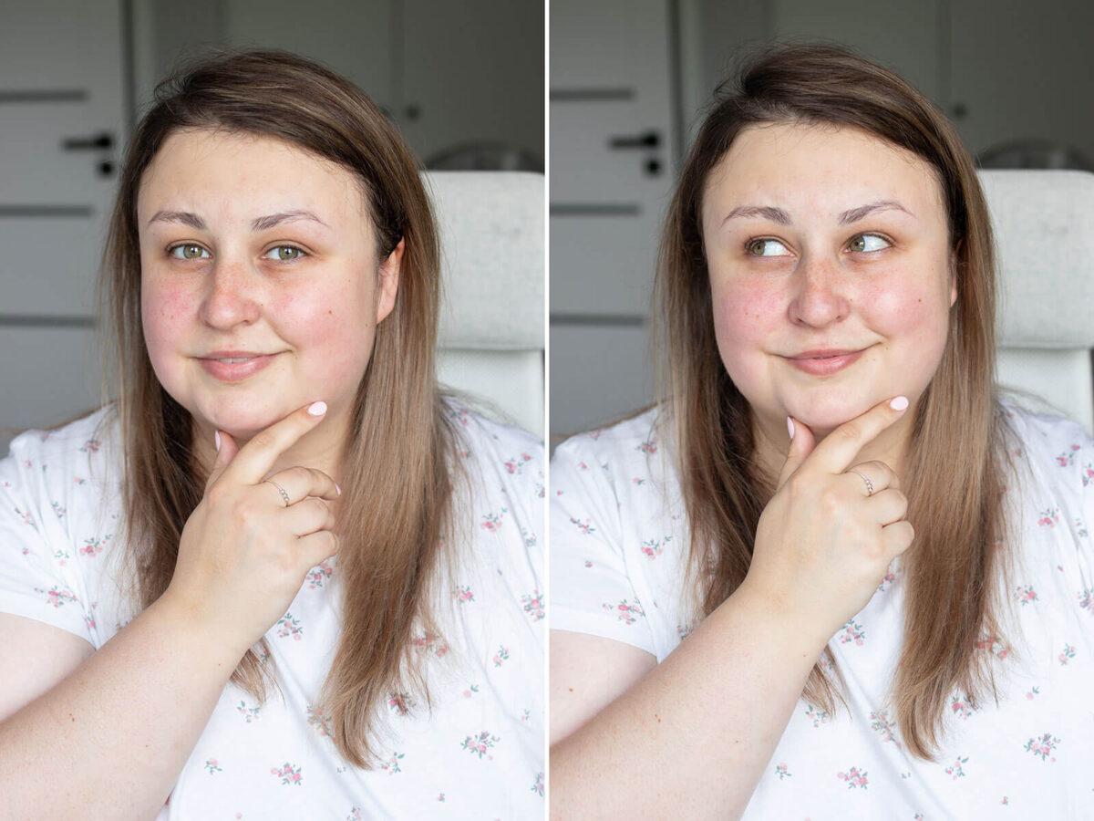 jak odbić włosy od nasady