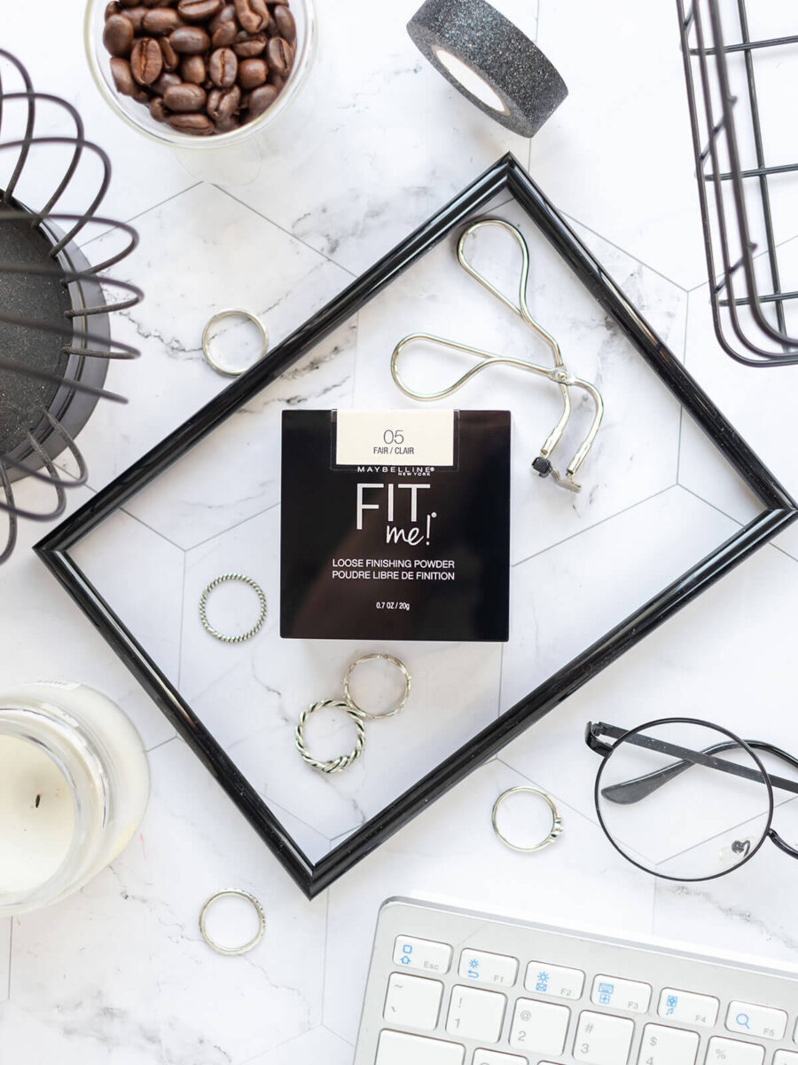 Maybelline Fit Me Loose Finishing Powder