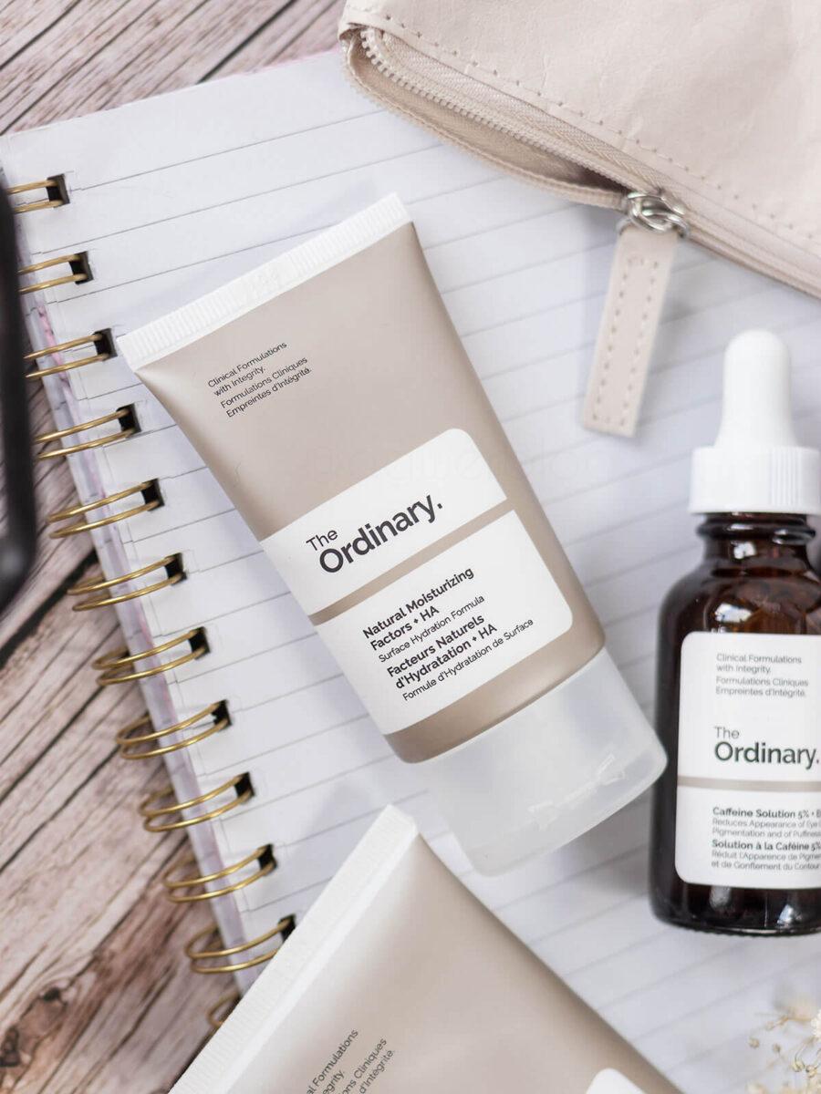 the ordinary natural moisturizing factors