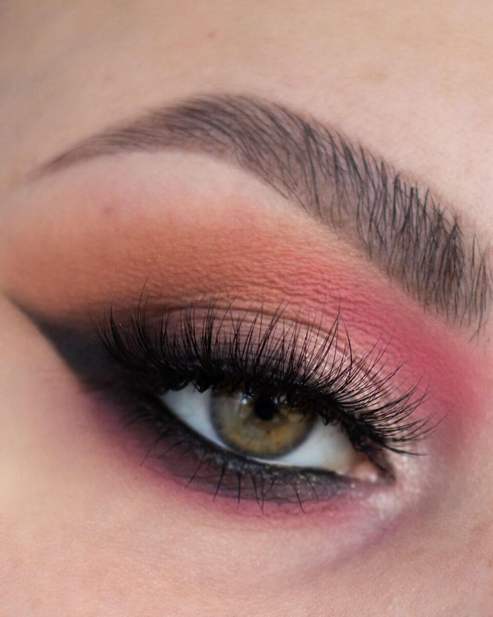 eye celebrate makijaż