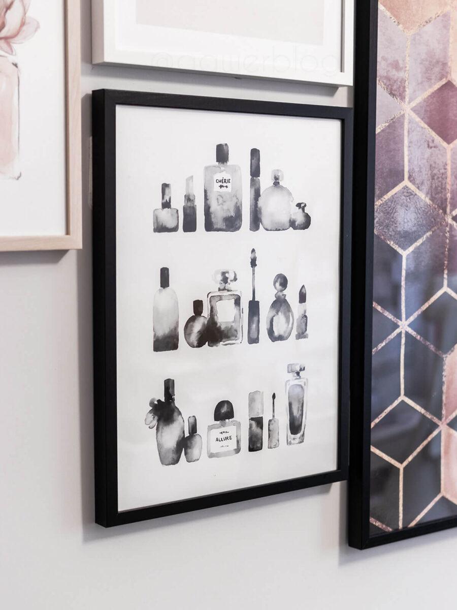 beauty room pomysł