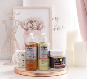 tołpa dermo body celluliter – zestaw kosmetyków do ujędrniania ciala