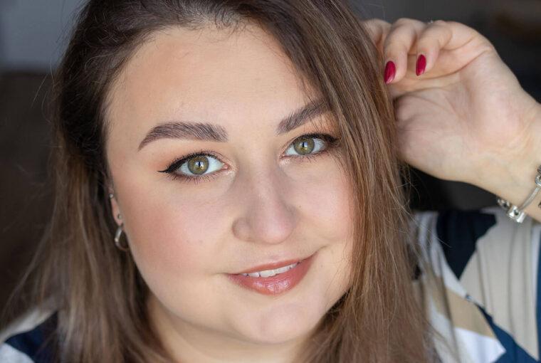 makijaż dzienny z kreska