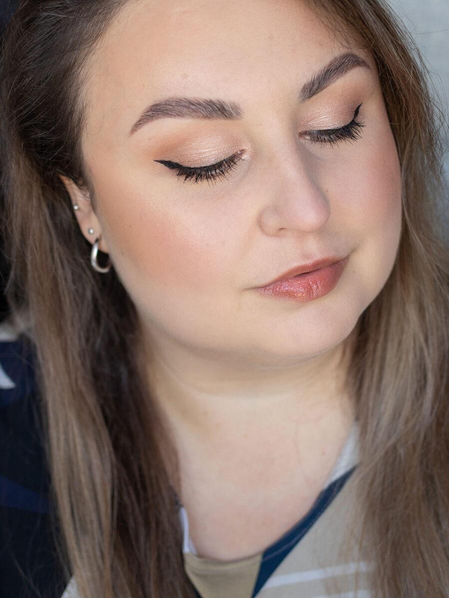 inspiracje na makijaż dzienny