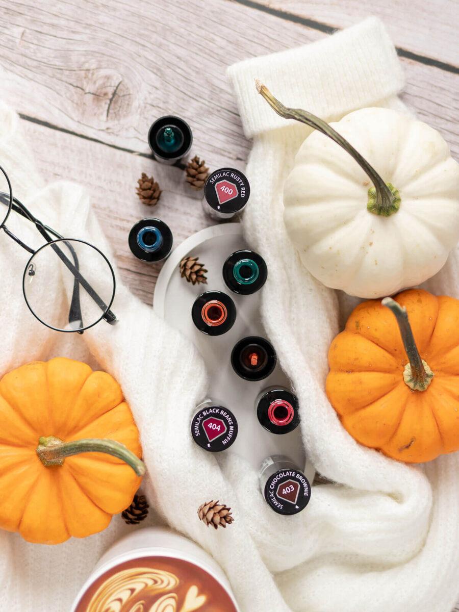 kolekcja jesień semilac 2021