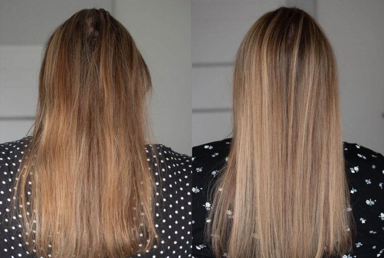 aktualizacja włosów wrzesień 2021